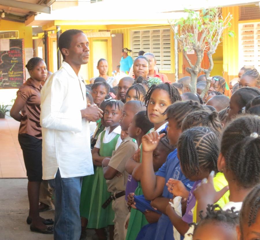 Devotion in jamaica