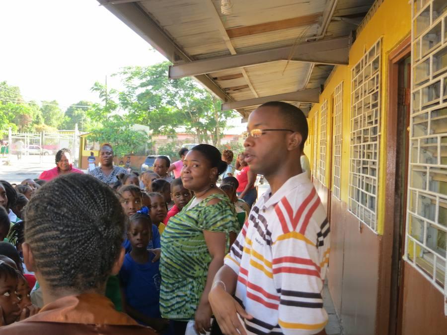 Jamaican pilot in jamaica