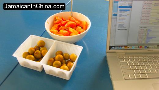Mr Papaya in China