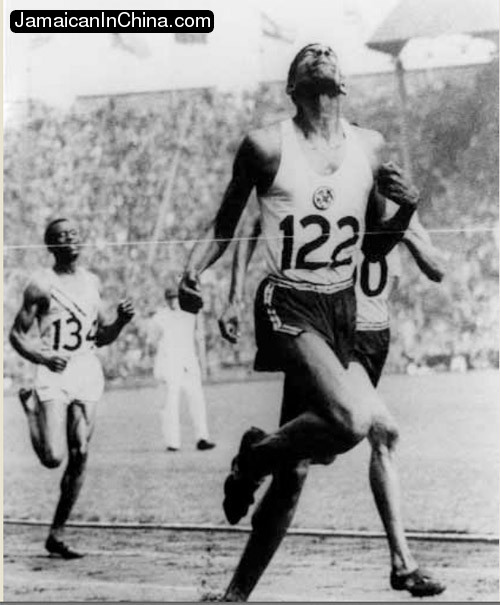 arthur wint jamaica's first olympic gold