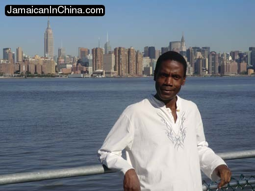 Walt F.J. Goodridge is Jamaican in China Welcome to the blog scroll down to view latest post