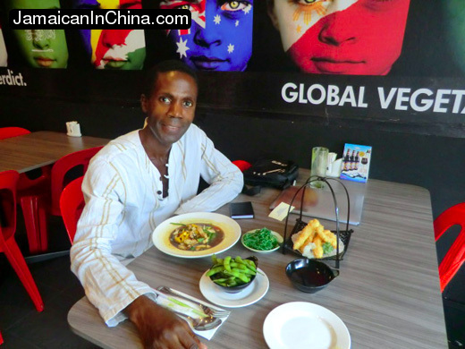 Jamaican in Singapore walt goodridge vegetarian restaurants in Singapore