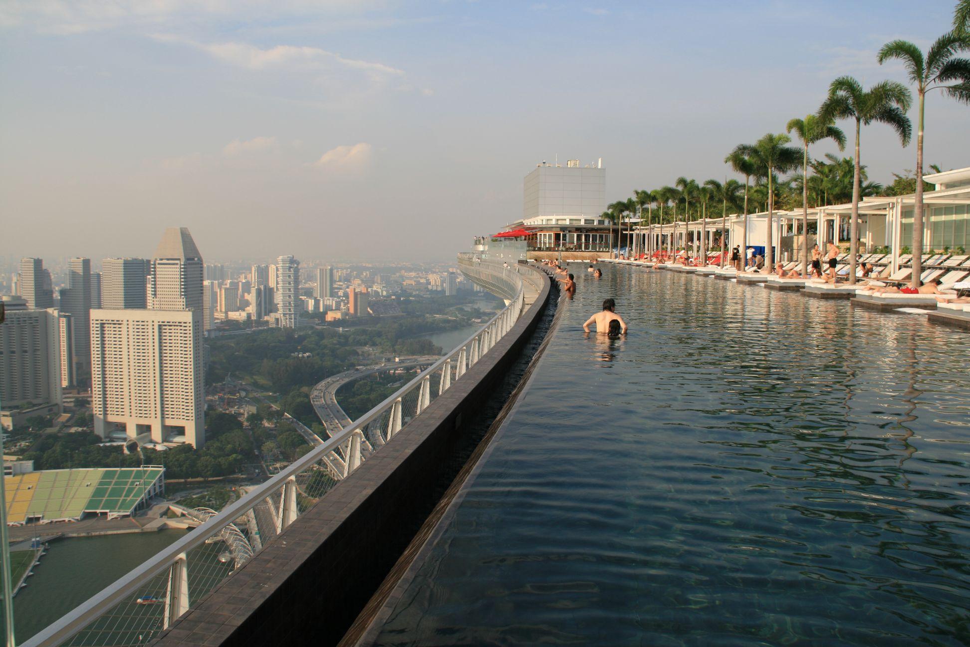 Frenchman in Singapore