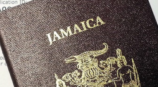 You sent my passport where????