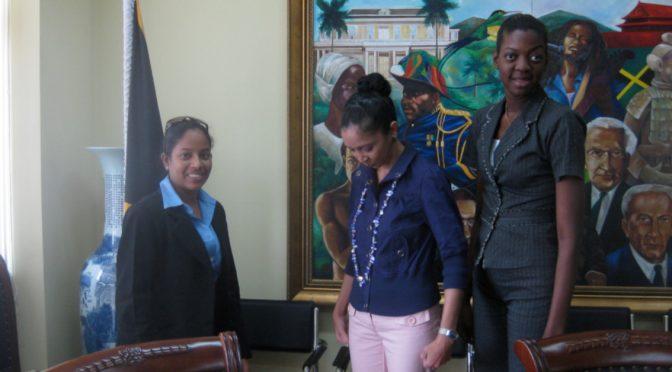 The Embassy Girls!