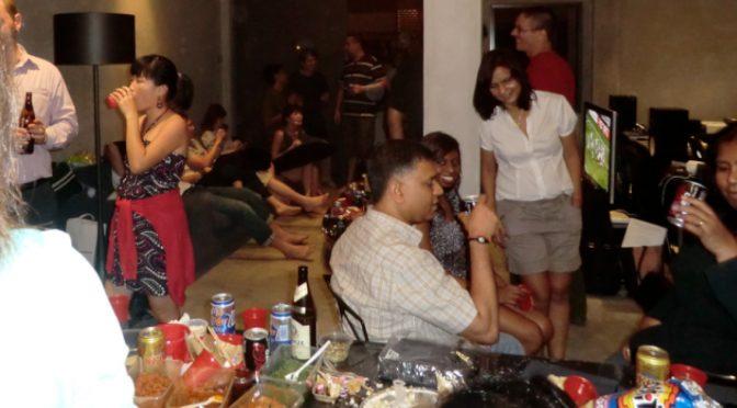 Singapore days! Singapore nights!