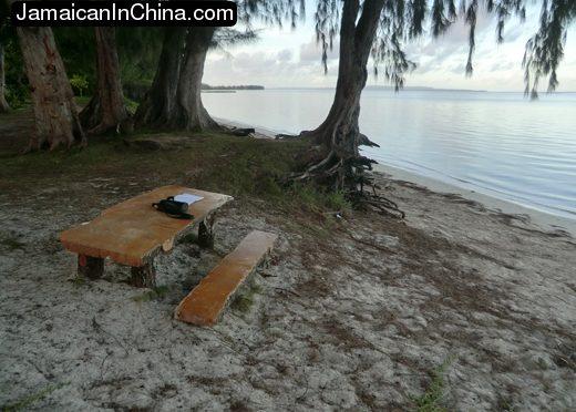 Saipan Beachfront Office. Act now!