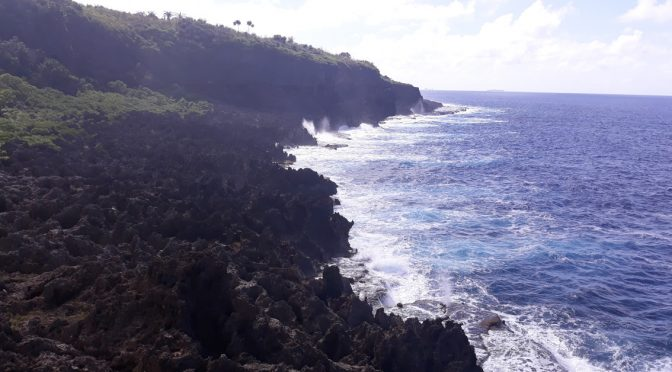 Those lazy, hazy, crazy days of perpetual summer on Saipan!