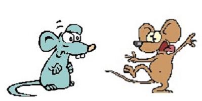 Encyclopedia Goodridge presents Unfinished Business: Harvey The Rat returns with a vengeance!