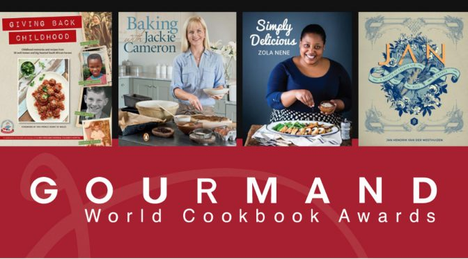 Gourmand Awards for the category Culinary Travel? Yes, you heard me!