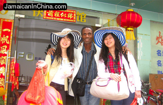 What is Jamaican in China all about?