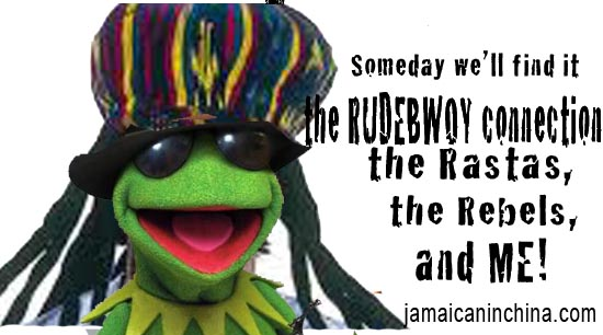 Rudebwoy Connection, Dreadlocks Kermit!