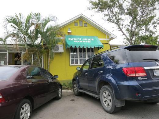 Earl's Juice Garden, Kingston Jamaica
