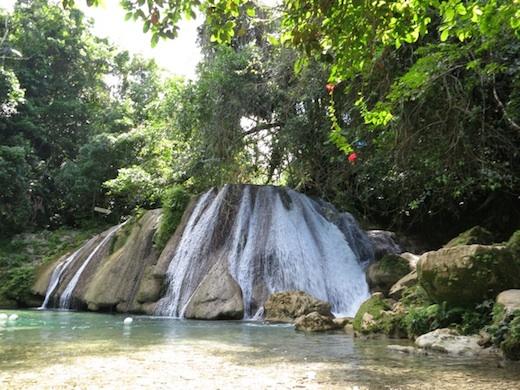 Reach Falls, Jamaica