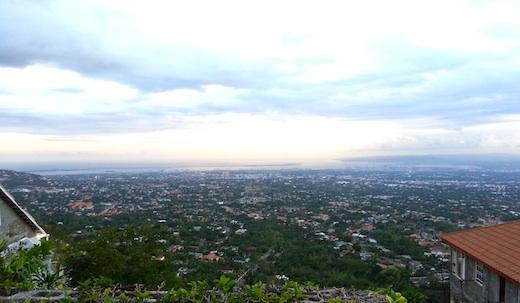 Kingston landscape