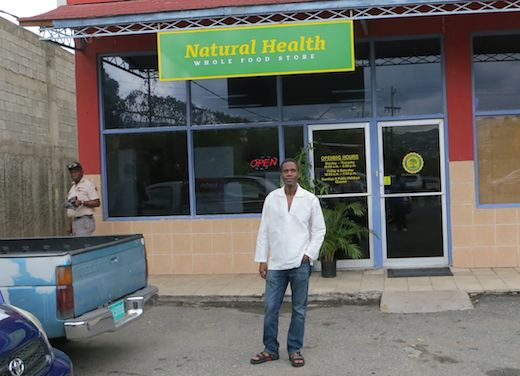 Natural Health Whole Foods Store in Kingston Jamaica