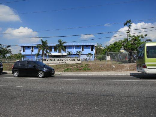 Revenue Service Centre