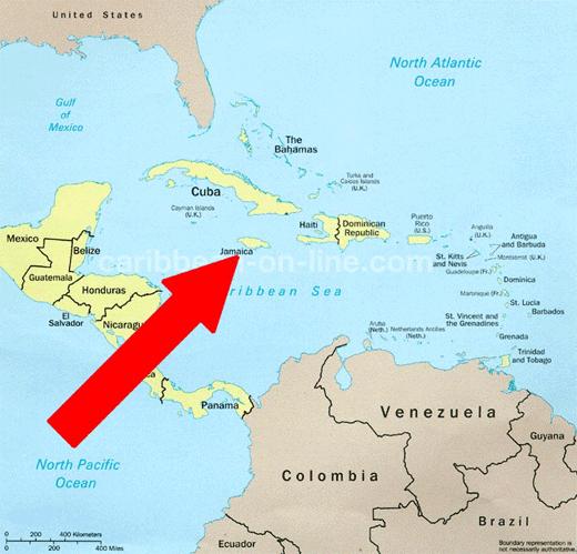 Where is Jamaica?