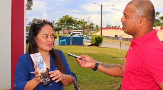 A Saipan Soudelor memoir