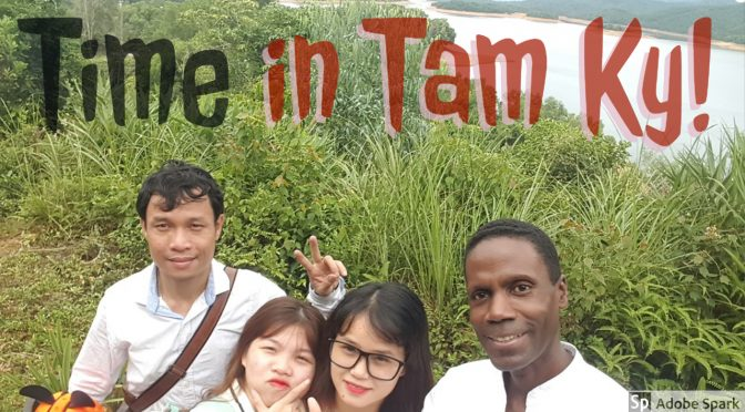 A Silver Platter Day in Tam Ky, Vietnam