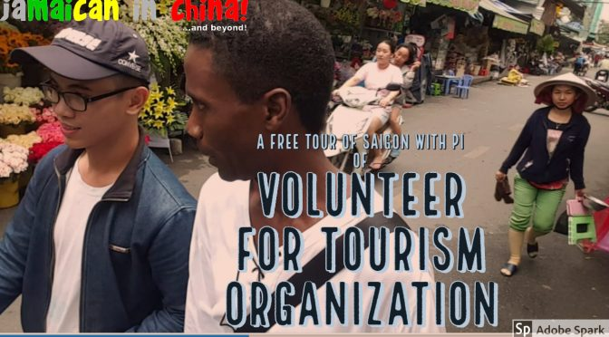 Volunteer for Tourism Organization's FREE tour of Saigon!
