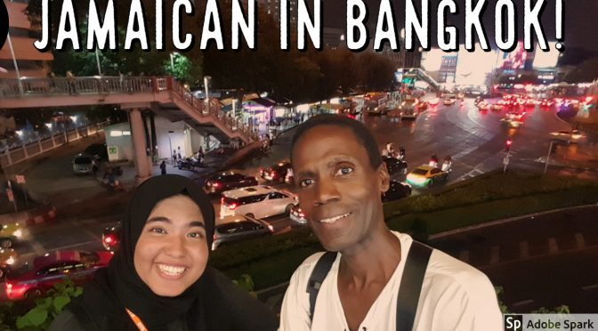 Jamaican in Bangkok! And the award goes to….!