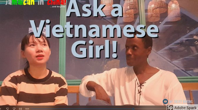 Preview: What do Vietnamese girls think about foreign guys?