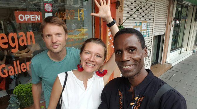 Say goodbye to Bangkok, Thailand!