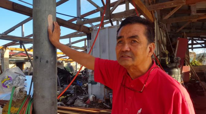 HEARTBREAKING: Manny's Typhoon Yutu Story pt 1 & 2